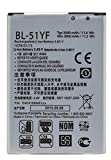 Generic Non-OEM BL-51YF Replacement Battery...
