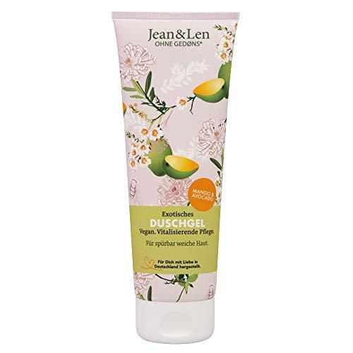 Jean & Len Exotisches Duschgel Mango/Avocado, 250 ml