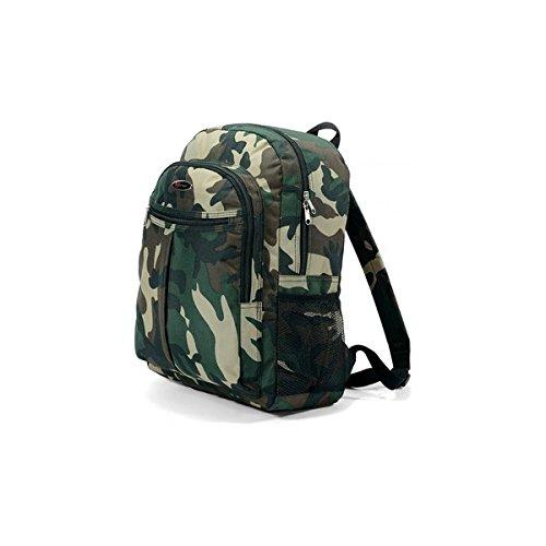 Tucuman Aventura - Sac à Dos Camouflage