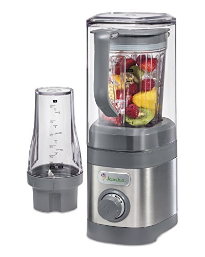 Jamba Appliances Quiet Shield Blender with 32 oz & Personal...