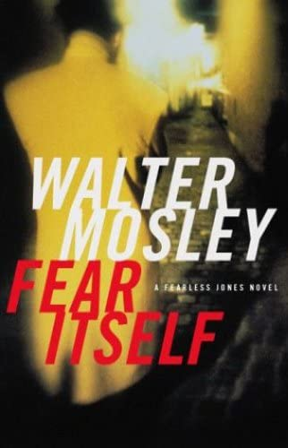 Fear Itself A Fearless Jones Novel product image