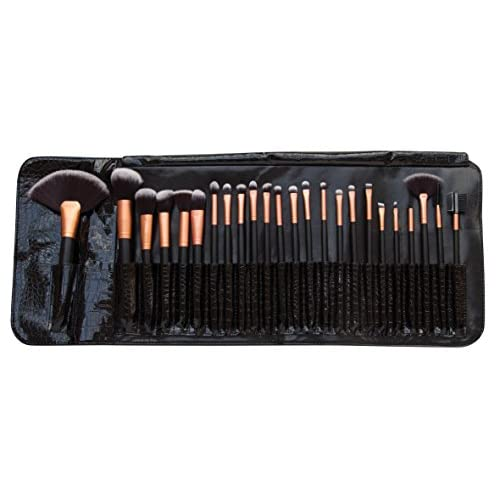 Rio Professional Cosmetic Make Up Brush Set – 24-Piece