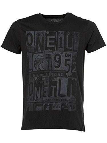 ONEILL - LM Licence to Chill Short Sleeve - T-Shirt Homme, N