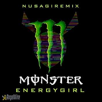 monster energy girl (feat. ofear & Cyberchase) [nusagi remix] (nusagi remix)