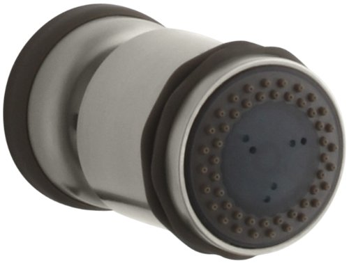 KOHLER K-8510-BN MasterShower Two-Way Bodyspray, Vibrant Brushed Nickel