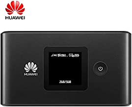 Huawei E5577Bs-937 150 Mbps 4G LTE Mobile WiFi Hotspot (4G LTE in USA (AT&T, T-Mobile), Europe, Asia, Middle East, Africa, LATM, Venezuela & 3G Globally)