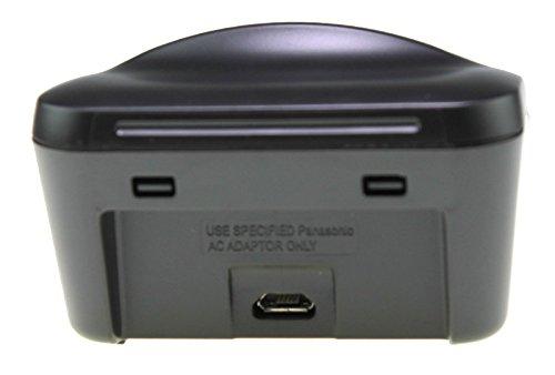 Ladestation PNLC1039ZB kompatibel mit /Ersatzteil für Panasonic KX-TU339, KX-TU349 Telefon