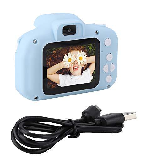 Weikeya Kind Video Kamera, Intelligent Sport Kamera Camcorder USB 2.0. 320.*240. (Blau)