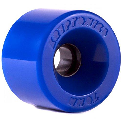 Kryptonics Star Trac Spiel-4Räder blau 70mm