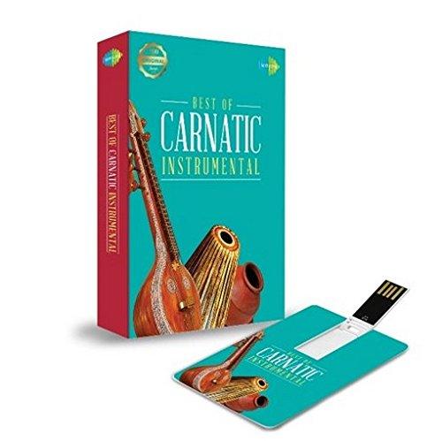 Music Card: Best of Carnatic Instrumental - 320 Kbps MP3 Audio