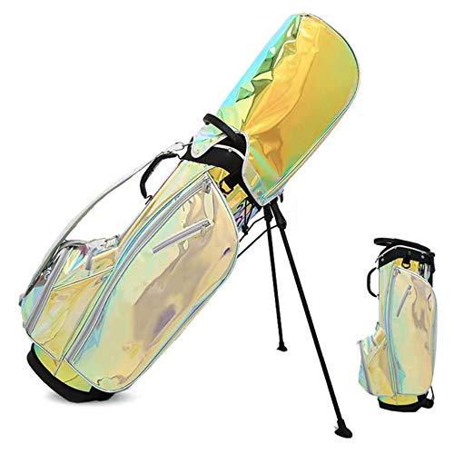 Angelay-Tian Bolsa de Soporte de Las señoras Bolsa de Transporte portátil, Bolsa de Golf for el Entrenamiento de Golf Ideal for Campo de Golf y Viajes