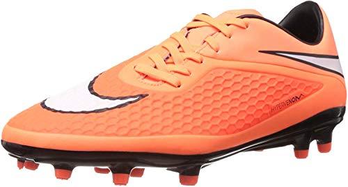 Nike Hypervenom Phelon Fg, Scarpe da Calcio Uomo, Arancione, 41