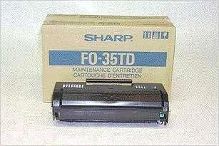 Digital Prod. FAX TONER DEV DRUM CART-SHARP FO35TD FP3350