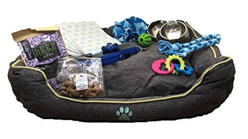 Zuce Starter-Set für Hunde, Starter-Set für Welpen und Starterbox für Neue Haustierbesitzer