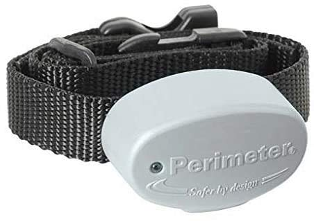 Perimeter Technologies Invisible Fence R21 Replacement Collar 7K - 1 Dog and Free Backup Collar Strap