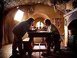 GIRDSSA Puzzle 1000 Teile,Ölgemälde Puzzle,Stillleben Puzzle,Holzpuzzle, Hohe Schwierigkeit Pädagogisches Spielzeug,Wohnkultur Gemälde Filmcharakter Hobbit,75 * 50Cm