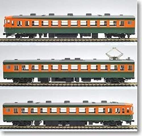Series 165 Express Train Type Electric Car (Add-On 3-Car Set)