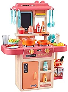 Kids Kitchen Set -Pretend Play House Children Toy 42 Pcs Kitchen Set Toy For Girls by nano Classic