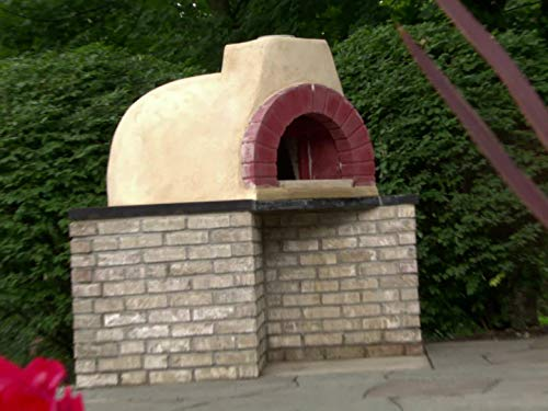 Outdoor Oven and Privacy Wall
