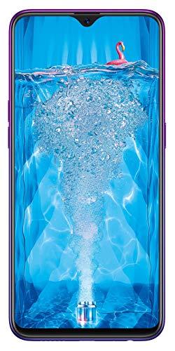 OPPO F9 Pro (Starry Purple, 6GB RAM, 128GB Storage) with Offers