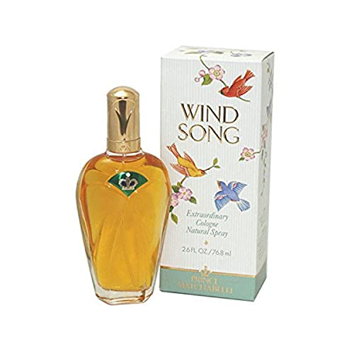 Wind Song By Prince Matchabelli for Women Cologne Spray Natural 75 ml