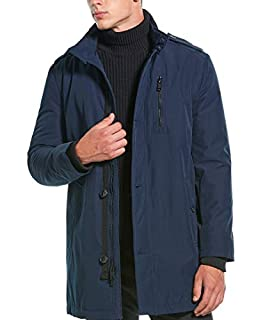 Marc New York by Andrew Marc Men's Cullen Stand Collar Jacket, Navy, Medium (B07W5FN6DS)   Amazon price tracker / tracking, Amazon price history charts, Amazon price watches, Amazon price drop alerts