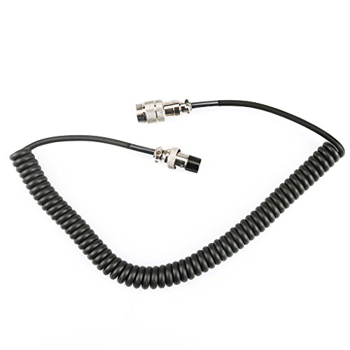Used, Aiming Eight Pin Microphone Extension Cable Microphone for sale  Delivered anywhere in UK