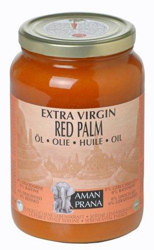 Aman Prana Bio Rotes Palmöl (1 x 1600 ml)