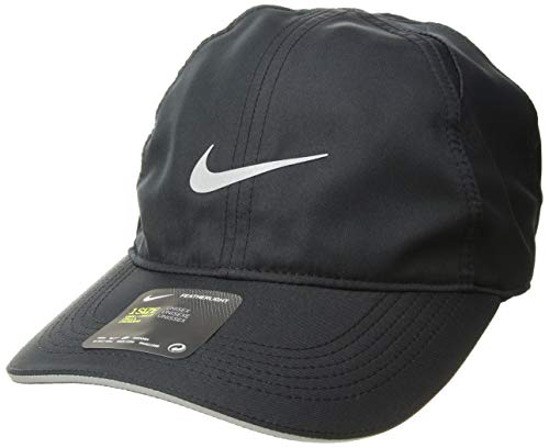 Nike Featherlight Cap, Black, One Size