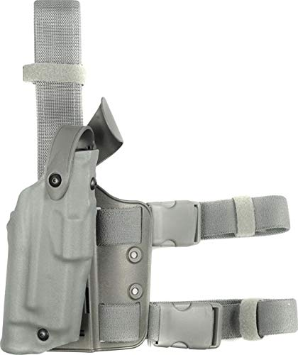 Safariland 6304 ALS/SLS Tactical Holster, FNH FNS ALS 40 Only, Foliage Green, Right 6304-266-541