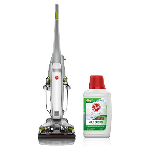 Hoover FloorMate Deluxe Hard Floor Cleaner with Renewal 32oz Solution
