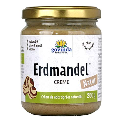 Govinda Bio Erdmandel-Creme (2 x 250 gr)