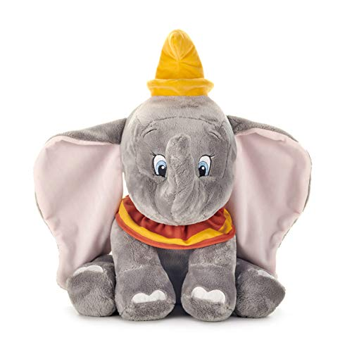Disney 37278 - Dumbo der Elefant, 46 cm, Grau