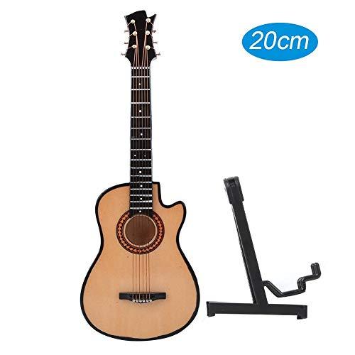 Biitfuu Instrumentos Musicales en Miniatura Modelo de