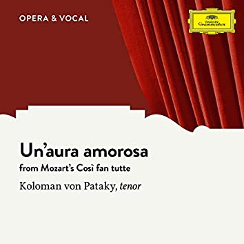 Mozart: Un'aura amorosa