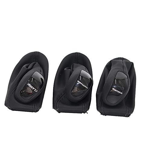 Automatischer Schaltknauf für Schalthebel mit Lederstiefel für Mercedes Benz W211