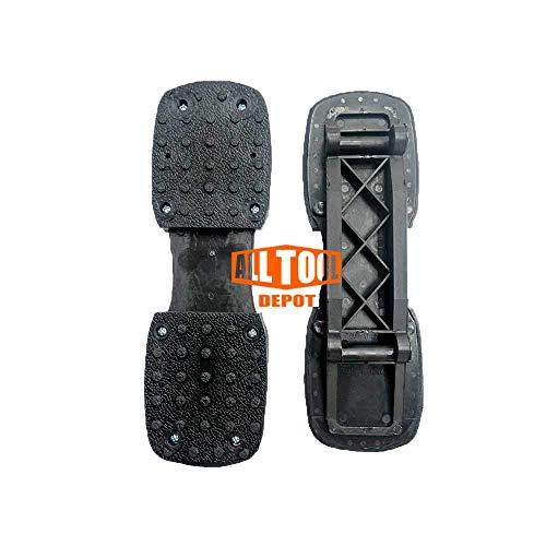 Sur Pro Rubber Floor Plate Kit Replacement for All Sur Pro Stilts Models SS1003R