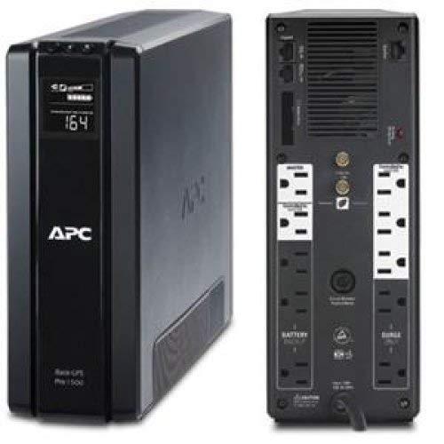 APC Power Saving Back-UPS Pro 1500 (BR1500G) by BR1500G-