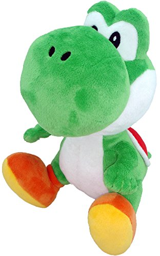 Nintendo Plüschfigur Yoshi grün (16cm)
