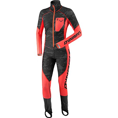 DYNAFIT DNA Racing Suit Women - camo Quiet Shade