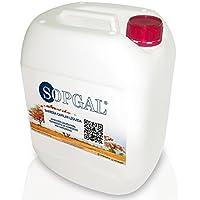 Inyección Líquida para Humedades por Capilaridad - Barrera Capilar Líquida Sopgal - 5 Ltr