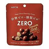 ロッテ ゼロ シュガーフリーチョコレートクリスプ 28g ×10個