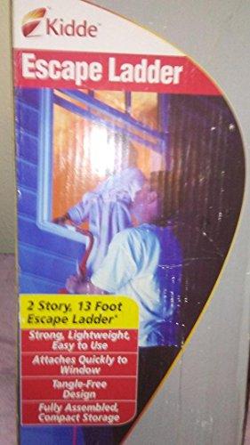 Kidde 468093 13' Emergency Escape Ladder