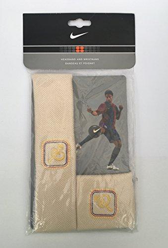 Nike AC1118 236 - Diadema y pulsera unisex Ronaldinho
