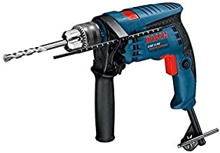 BOSCH GSB 13 RE 1/2-inch Variable Speed Impact Drill Kit 650W- 220-Volt