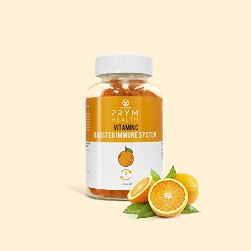 PRYM Health Vitamin C Boosted Immune System