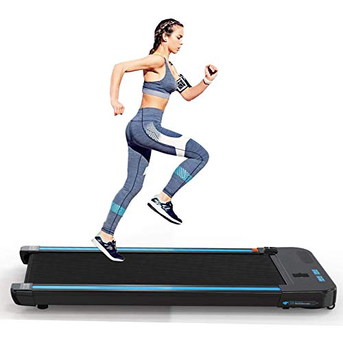 41EVJQ+3RmL. SS500  - CITYSPORTS Treadmill with 440 W Electric Motor, Built-In Bluetooth Speaker, Adjustable Tempo, LCD Display for Home and…
