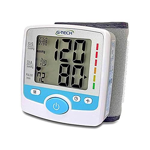 Medidor De Pressão Arterial Digital De Pulso + Estojo