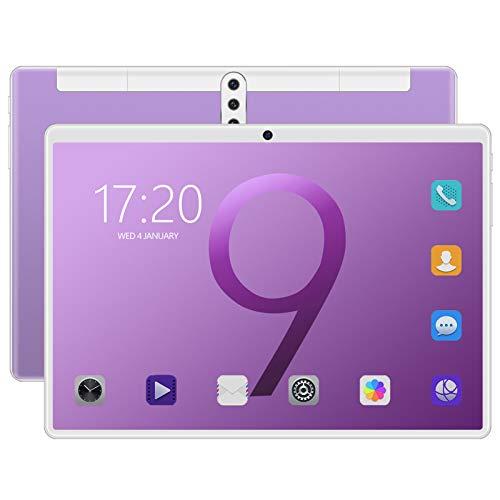 Tablet 10 Pulgadas Android 10.0 - Ultrar-Rápido Tableta 6GB RAM+128GB ROM- Dual SIM - 8800mAh |WI-FI|Bluetooth|GPS Tablet (8.0 16.0 MP Cámara)