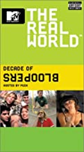 The Real World - Decade of Bloopers VHS